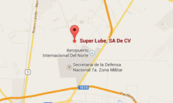 mapa superlube